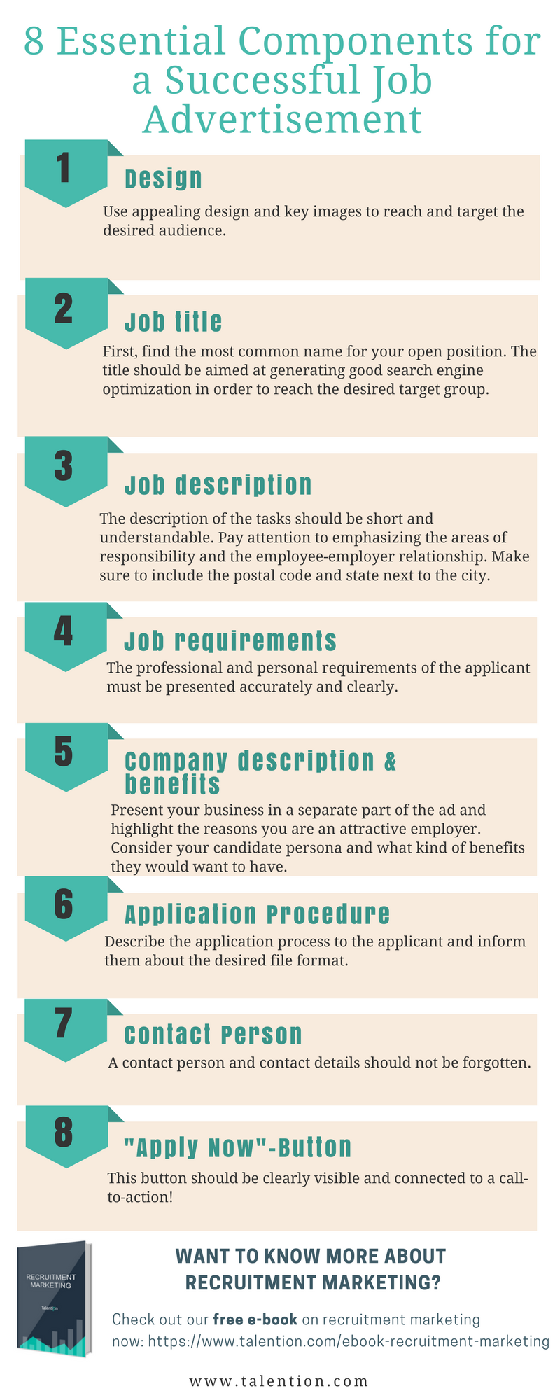 8 Essential Components for a Successful Job Advertisement