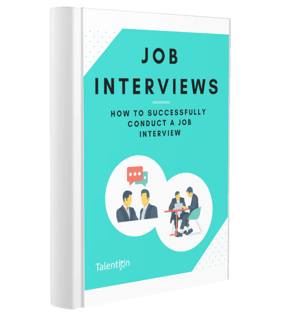 Job Interview Cover