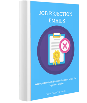 Job Rejection Emails