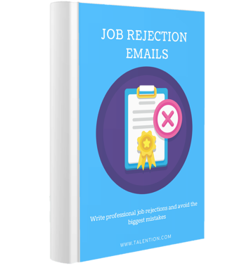 Job Rejection Emails freigestellt