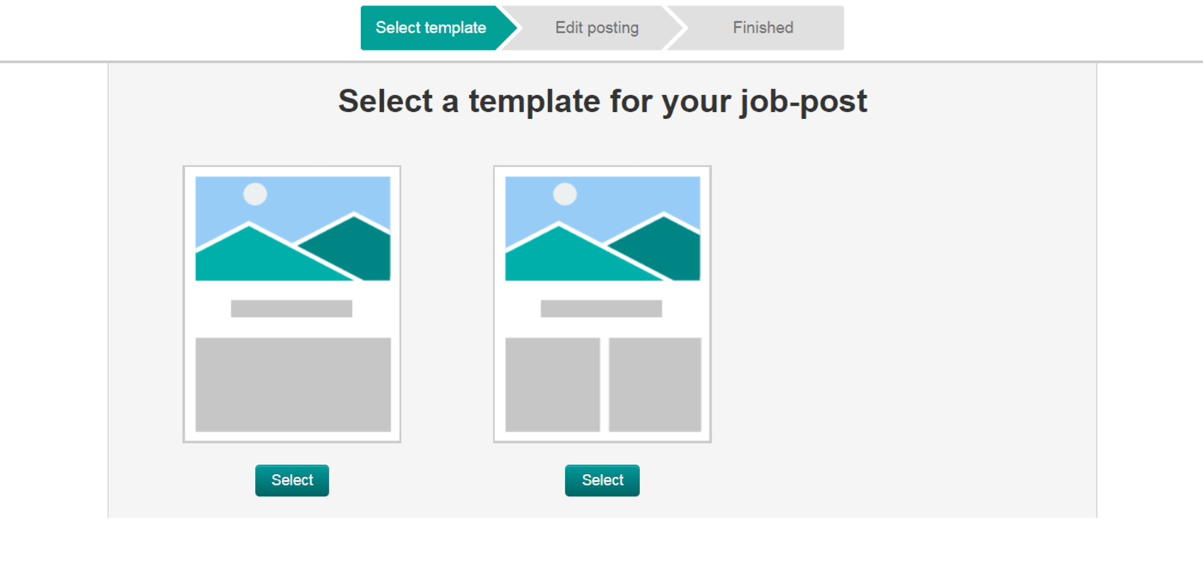 How To: Post Jobs Advertisements Faster Using a Template