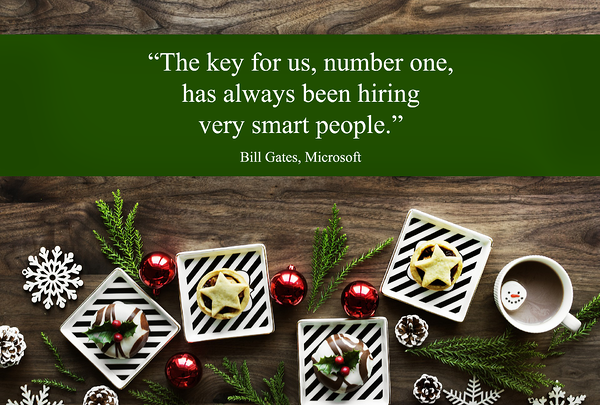 5 Christmas Recruiting Quotes to Inspire You Into the New Year
