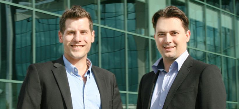Steffen Braun and Christian Ternai