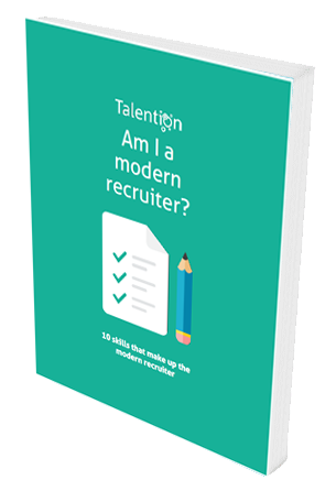 Free checkliste: Am I a modern recruiter?