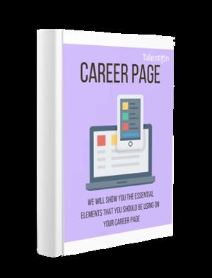 Career Page freigestellt