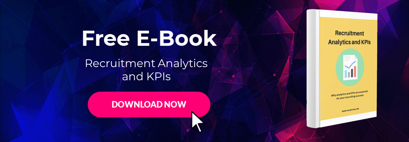 Recruitment Analytics and KPIs Ebook