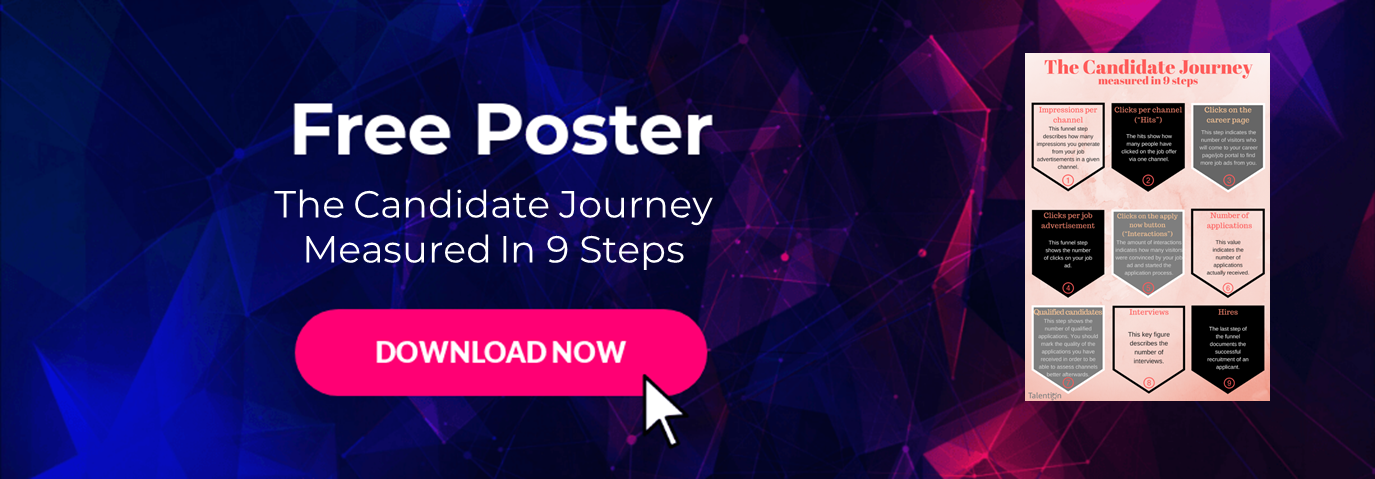 The Candidate Journey Measured In 9 Steps