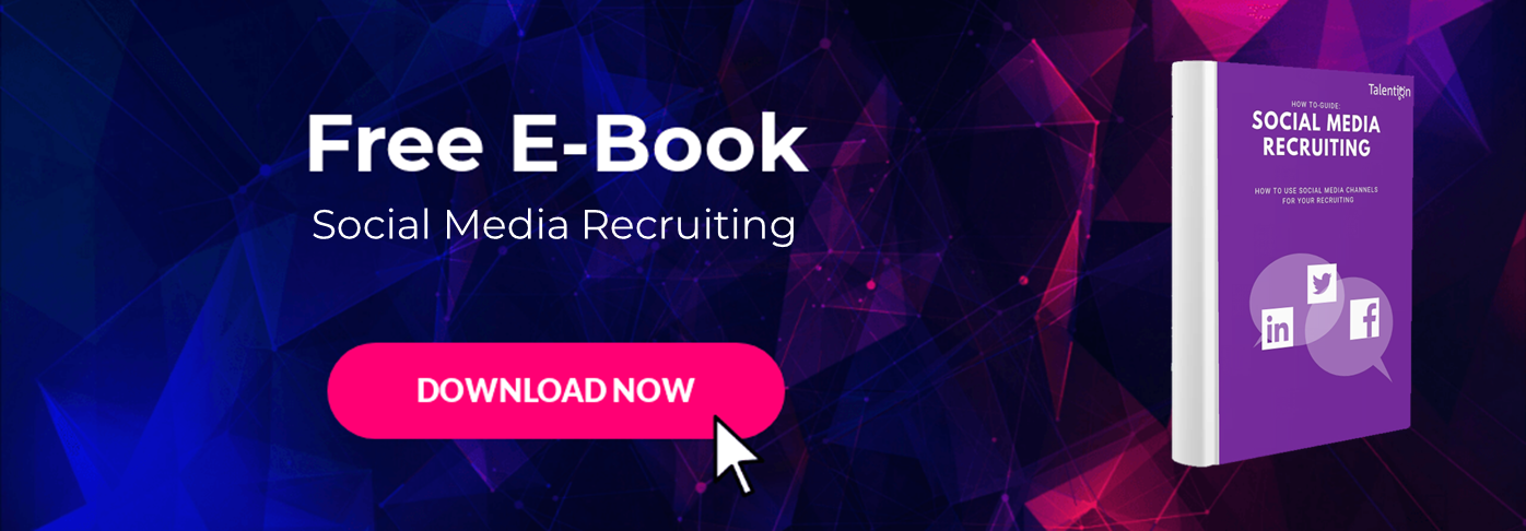 Social Media Recruiting E-Book