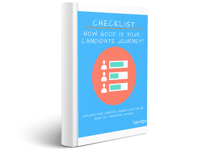 Checklist - How Good is Your Candidate Journey