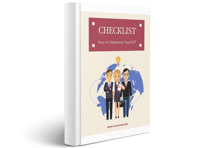 Checklist How to Determine Your EVP