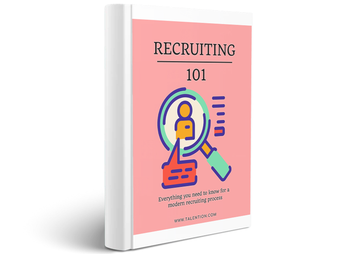 E-Book Recruiting 101 EN