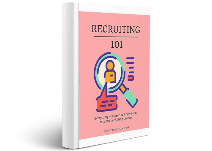 E-Book Recruiting 101 EN