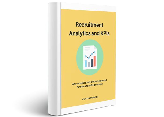 E-Book Recruitment Analytics and KPIs