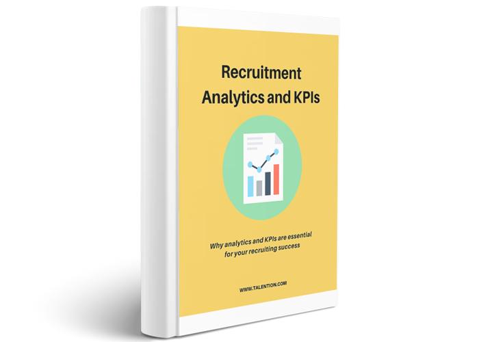 E-Book Recruitment Analytics and KPIs