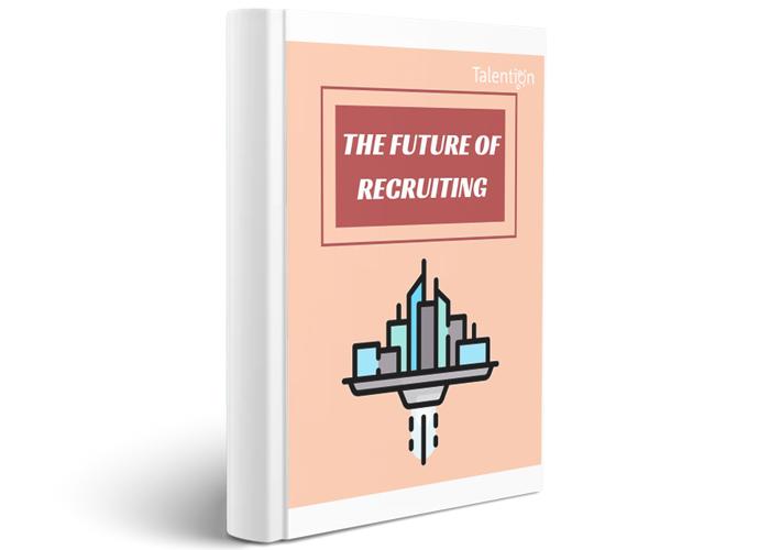 E-Book The Future of Recruiting