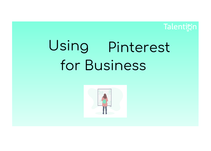 EN Using Printerest for business