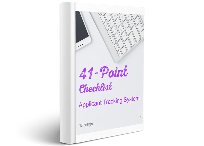 Ebook 41 Points Checklist ATS