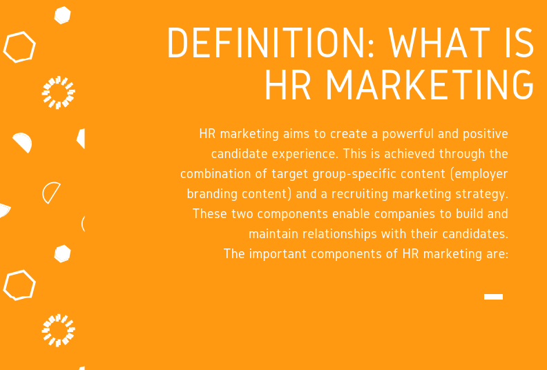 Definition: What is HR-Marketing? (Infographic)