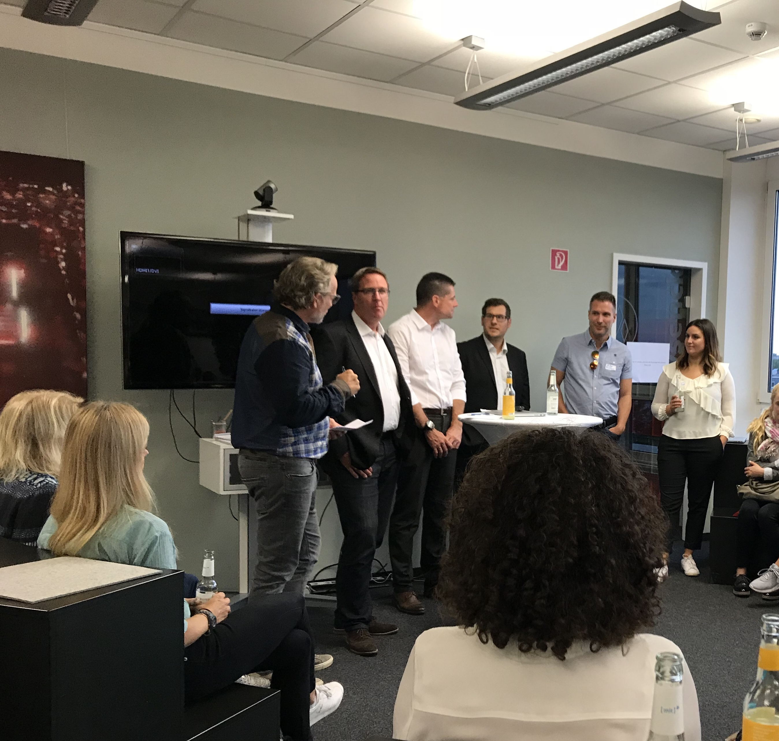 Employer Branding in the Digital Age: Talention Attends HR-Meetup