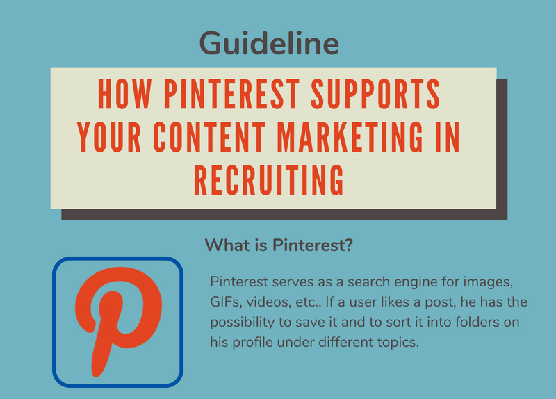 Use Pinterest for Recruiting With Content Marketing (Infographic)