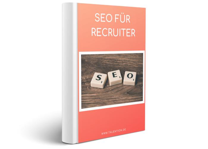 E-Book SEO für Recruiter